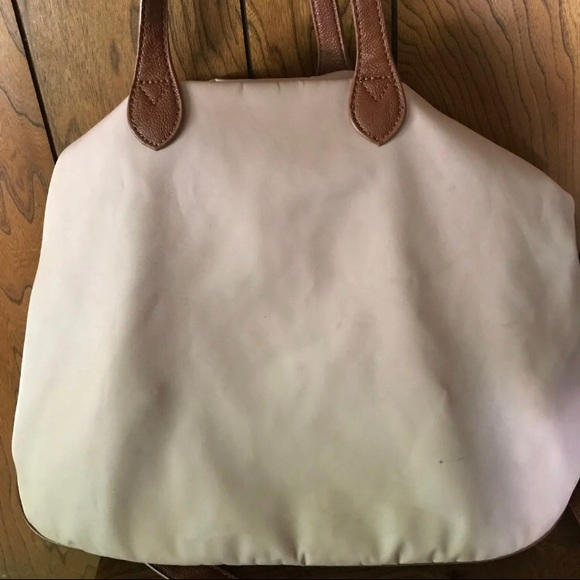 Steve Madden Handbags - Steve Madden rose colored tote/shoulder bag